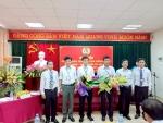 Đại hội Công đoàn trường Cao đẳng nghề Việt Nam - Hàn Quốc Thành phố Hà Nội lần thứ nhất nhiệm kì 2017 - 2022